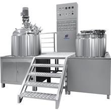 厂家定制均质乳化机、护肤品均质乳化罐、药膏乳化机