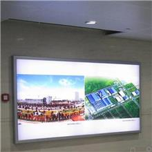 卡布LED灯箱制作 LED无边软膜灯箱购买价格
