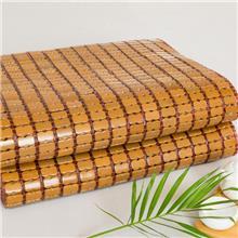 夏季宿舍床上用品竹席 学生折叠竹块麻将凉席竹席子