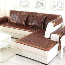 夏天竹席麻将坐垫欧式防滑 沙发凉席垫 夏季坐垫