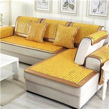 沙发凉席垫 夏天竹席麻将坐垫欧式防滑 夏季坐垫