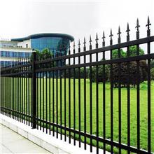 华龙现货供应锌钢护栏网 围墙护栏 铁艺护栏 其他规格可加工定做
