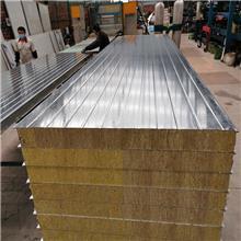 三一重工涂装线用岩棉板 喷涂车间用岩棉板 厂家产供
