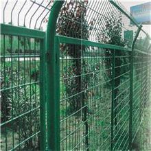 厂家现货公路边框护栏网 双边丝护栏网 圈地围栏网隔离铁丝网护栏 昊坤