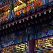 桂林市资源神龛彩绘,祠堂墙绘画,祠堂墙绘,祠堂手绘图片