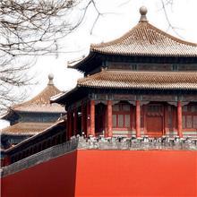 衡阳市南岳区祠堂神龛彩绘,祠堂墙绘画,祠堂墙绘,祠堂手绘图片
