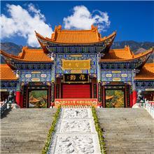贺州市富川祠堂神龛彩绘,祠堂墙绘画,祠堂墙绘,祠堂手绘图片