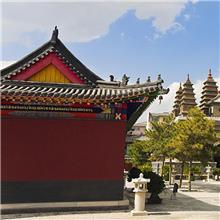 三明市泰宁县祠堂神龛彩绘,祠堂墙绘画,祠堂墙绘,祠堂手绘图片