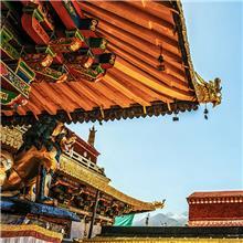 肇庆市广宁县祠堂神龛彩绘,祠堂墙绘画,祠堂墙绘,祠堂手绘图片