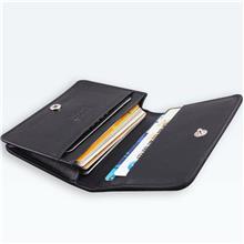 商务男士名片夹卡包 名片包 多功能证件包卡片夹防磁卡套定制
