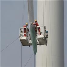 风电场塔筒清洗 塔筒防腐  外墙清洗报价施工 彩钢瓦喷漆 大楼清洗工程