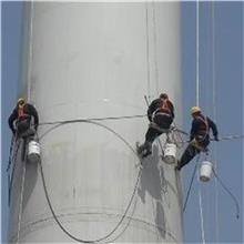 定安彩钢瓦喷漆 风电塔筒清洗工程 塔筒清洗 高楼外墙清洗 外墙清洗报价方案