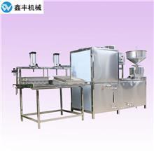 南京鑫丰豆腐机械设备 智能豆腐机生产视频 免费培训技术