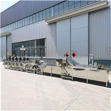 海带蒸煮机  北京蔬菜漂烫机 水产品蒸煮生产线 蒸煮机