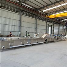 食品蒸煮机  北京海带蒸煮设备 水产品蒸煮生产线 蒸煮机
