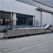 玉米蒸煮设备 放心机械水产品蒸煮生产线 蒸煮机厂家