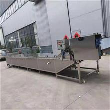 海蛎子清洗机 辽宁香辣海带加工生产线 放心机械水产品蒸煮设备