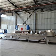 食品杀青机  北京漂烫机价格 水产品蒸煮生产线 蒸煮机
