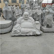 厂家雕刻石雕人物雕塑 寺庙石雕观音像佛像 花岗岩十八罗汉人物雕塑定做雕刻