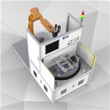 汽车传感器机器人激光焊接设备  机器人激光焊接机定制设计