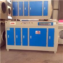 UV光氧催化设备厂家供应uv光氧净化器 光氧催化设备 傲铁环保 低温等离子光氧一体机
