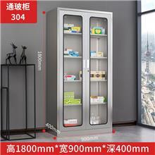 不锈钢储物柜的款式 洁净室所用更衣柜鞋柜一体 迪泰 DT-GYG164