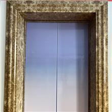 山东电梯门套 酒店电梯门套 阔诚 电梯装饰门套价格