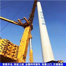 吉林吊车出租 湖北SAC750吨吊车租赁 风电工程