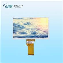 7寸TFT液晶屏 7寸lcd液晶屏 HT0700CT26A液晶显示屏厂家 800*480