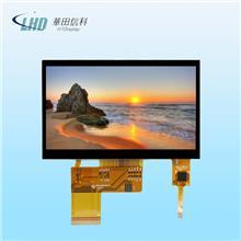 lcd屏幕 HT0430CT10A 液晶显示屏厂家 4.3寸 480*272 TN面板