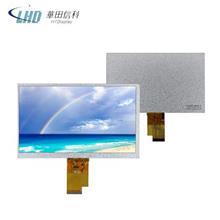 供应7寸 TFT液晶屏HT0700EI06A TFT LCD 液晶屏厂家 可定制 华田信科