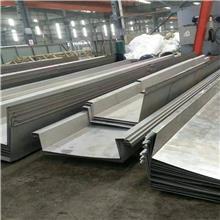 不锈钢天沟 水槽加工定做 316不锈钢水槽 来图加工