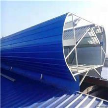 通风天窗 生产厂家直销 电动排烟天窗 顺坡散热排水蒸气天窗
