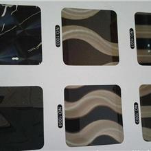 304镜面黑钛不锈钢板价格/彩色不锈钢装饰板不锈钢电镀加工定制