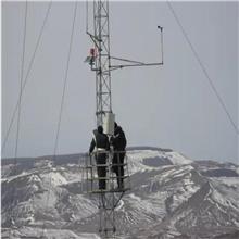 凯博 测风塔 电场测风塔 角钢测风塔