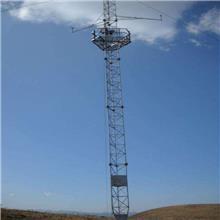 测风塔供应-角钢测风塔