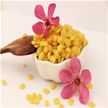原色黄蜂蜡 蜂蜡 黄蜂蜡1公斤 口红唇膏手工皂用蜂蜡颗粒