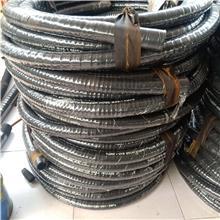 厂家生产 按需定做黑色吸油夹布胶管 耐油耐磨夹布橡胶管