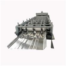 海腾冷弯成型机 铝合金汽车挡泥板设备 铁板铝板汽车挡泥板弯弧机 定制发货
