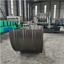 金属挡泥板 海腾环保机械 挡泥板设备 弯弧机 实力厂家