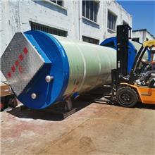 一体化污水系统联合雨水提升泵站 轴流泵混流泵潜水离心泵