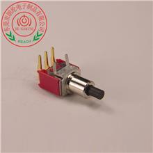 钮子开关短柄 12V LED灯汽车改装点火开关拨动摇臂纽子开关SMPS-1CO-A3