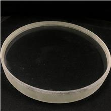厂家定制批发钢化灯具玻璃 耐高温钢化视镜玻璃 耐腐蚀高硼硅玻璃