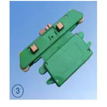 JD3-35/120 252大三极滑触线集电器 供货及时 上海徐吉