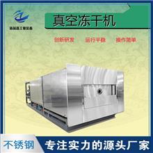 玉米粒冻干机 胡萝卜粒真空冻干机 方便面调味包冻干设备迈尔森厂家销售