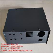 医疗器械电子产品铝合金外壳 防雷器电源控制器铝外壳挤压氧化