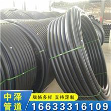 河北PE硅芯管厂家 电力光纤线缆通信穿线管 dn40/33硅芯盘管生产规格齐全