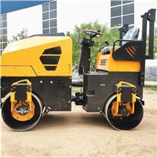 2.5吨双钢轮压实机 道路沥青全液压压路机 混泥土地面压实机
