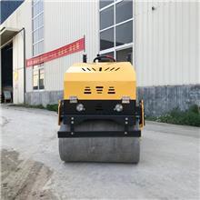 1.6吨驾驶型压路机 液压双驱压路机厂家 道路沥青渣土碾压机视频