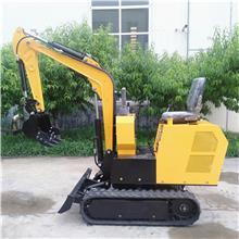 家用种植小型挖掘机 室内电梯破碎改造小勾机 10型微型挖掘机批发
